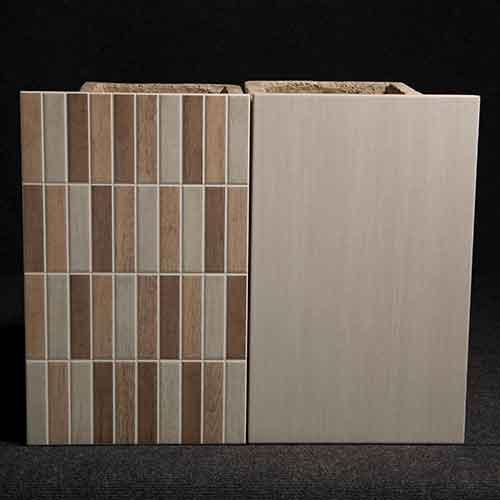 Wt00387 Wt00366 Wood Beige Life Neutro 25x40