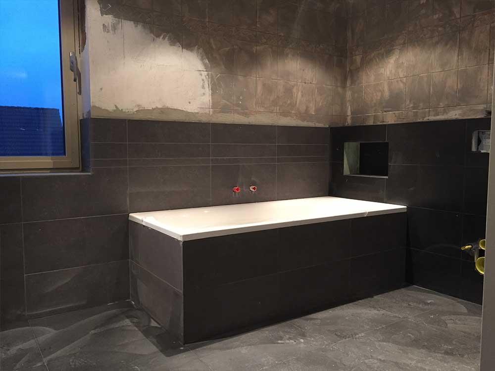 Badkamer Outlet Zaandam : Badkamer tegel outlet tegels in huis staat op de woonbeurs in